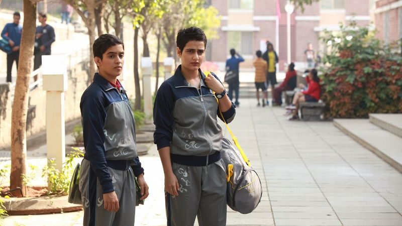 Sanya Malhotra and Fatima Sana Shaikh star as sisters with hopes of becoming world-class wrestlers in Dangal.