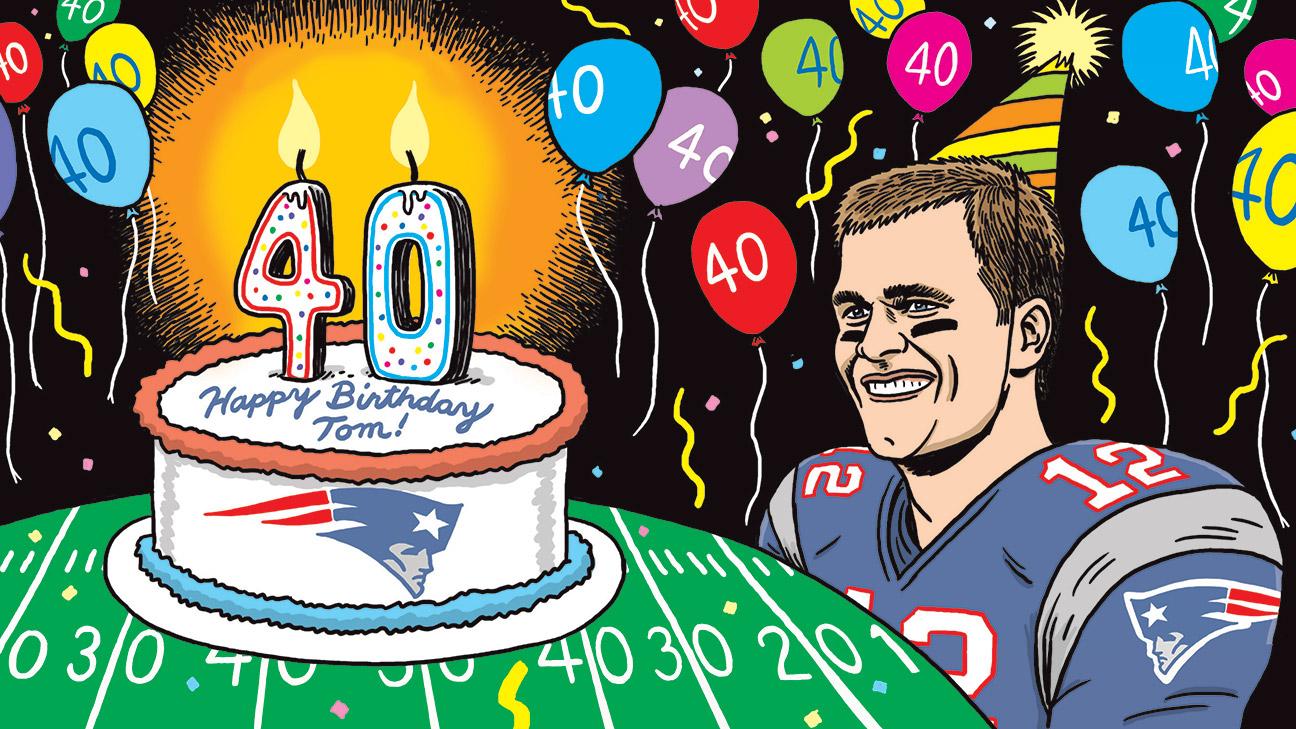 Tom Bradys 40th Birthday Stories Youve Never Heard Nfl 2017