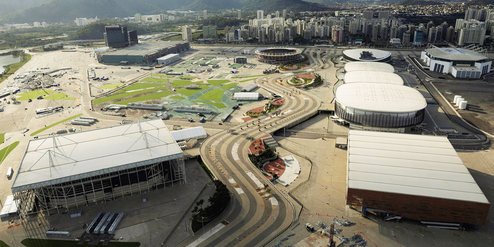 One year after Rio: What's left behind after the flame goes out