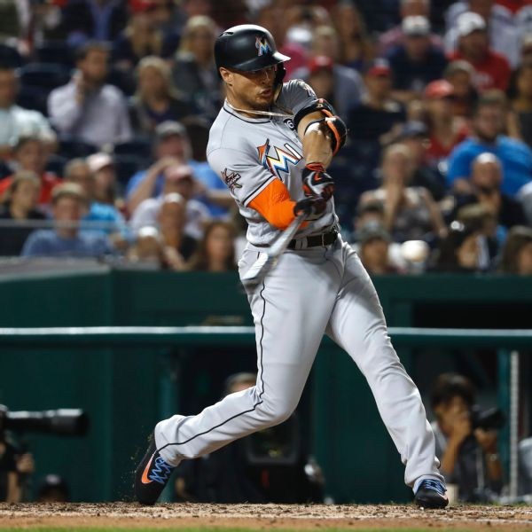 Giancarlo Stanton Of Miami Marlins Says He S Recovering: Giancarlo Stanton Stats, News, Pictures, Bio, Videos
