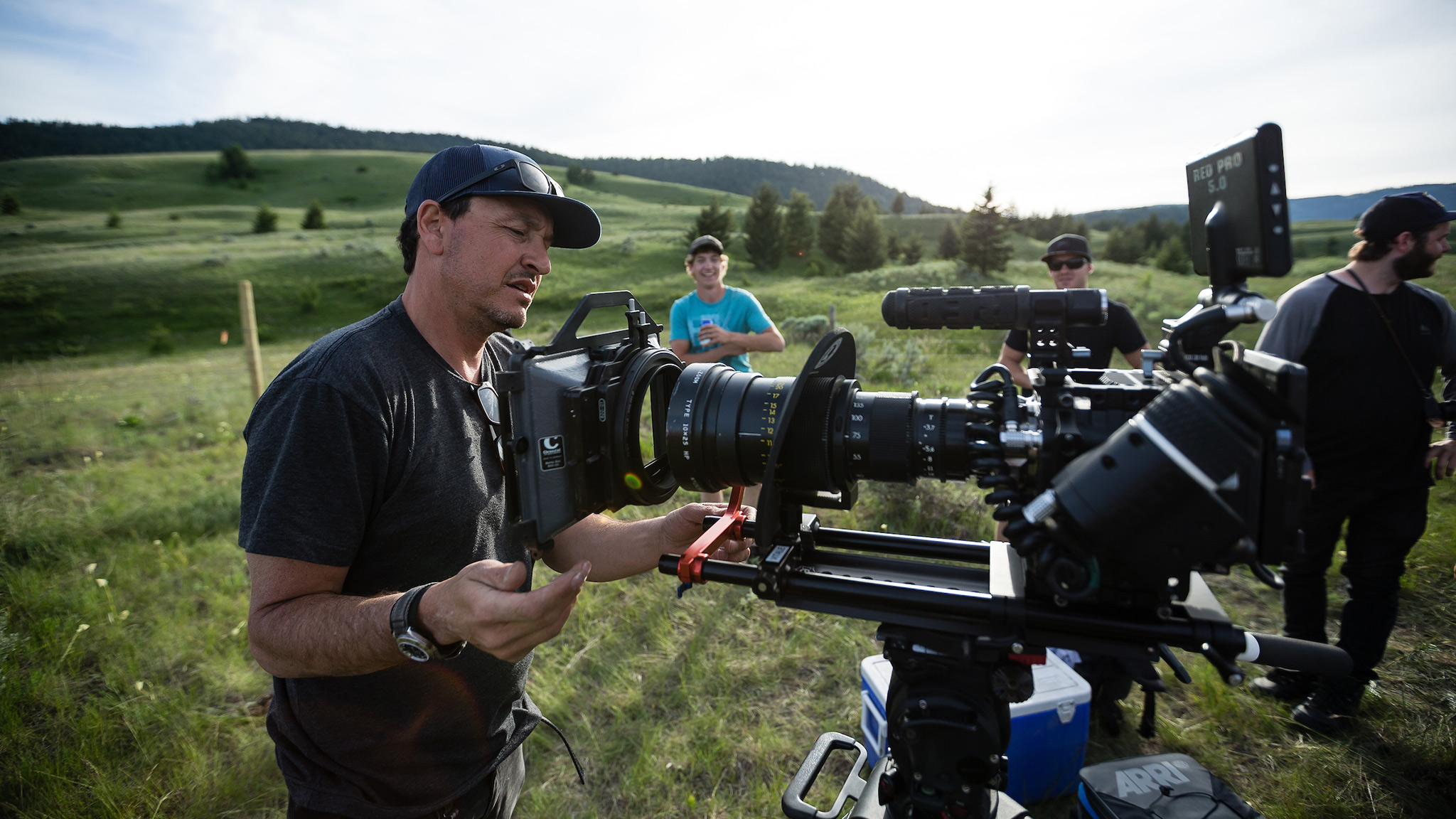 Foster's filmer: Anthony Vitale