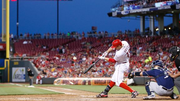 Joey Votto -- Cincinnati Reds