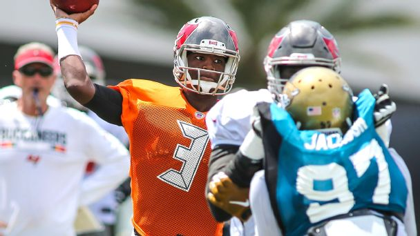 Cameras are seeing the Jameis Winston teammates know