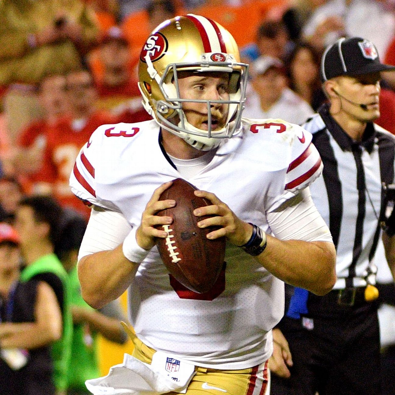 QB C.J. Beathard Set For First Chance With 49ers' Second