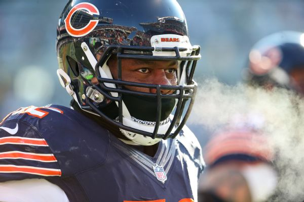 Charles Leno Jr. Signs Four-Year, $38M Extension With Bears