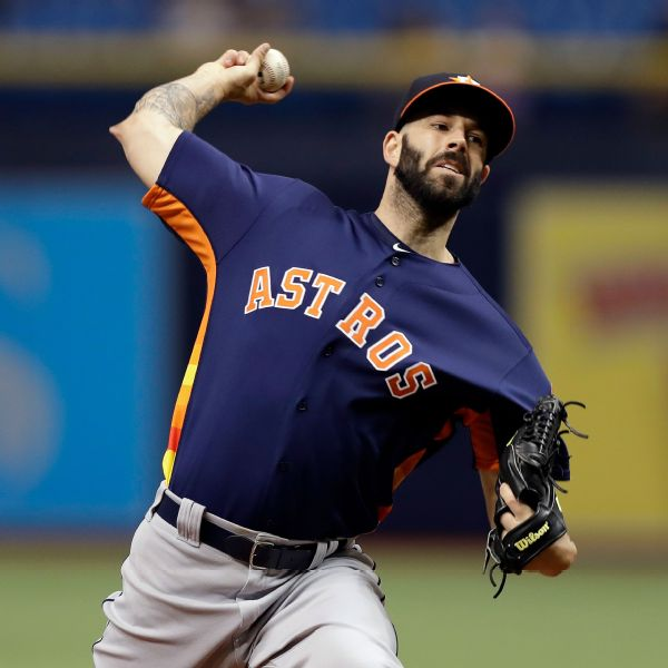 Mike Fiers Stats, News, Pictures, Bio, Videos