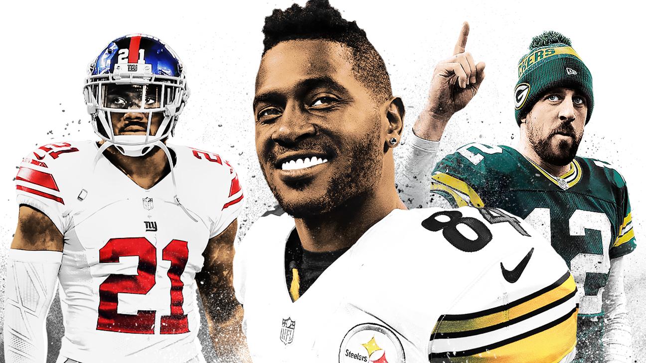 edbe51f6d Mega NFL Preview - 1-32 projections