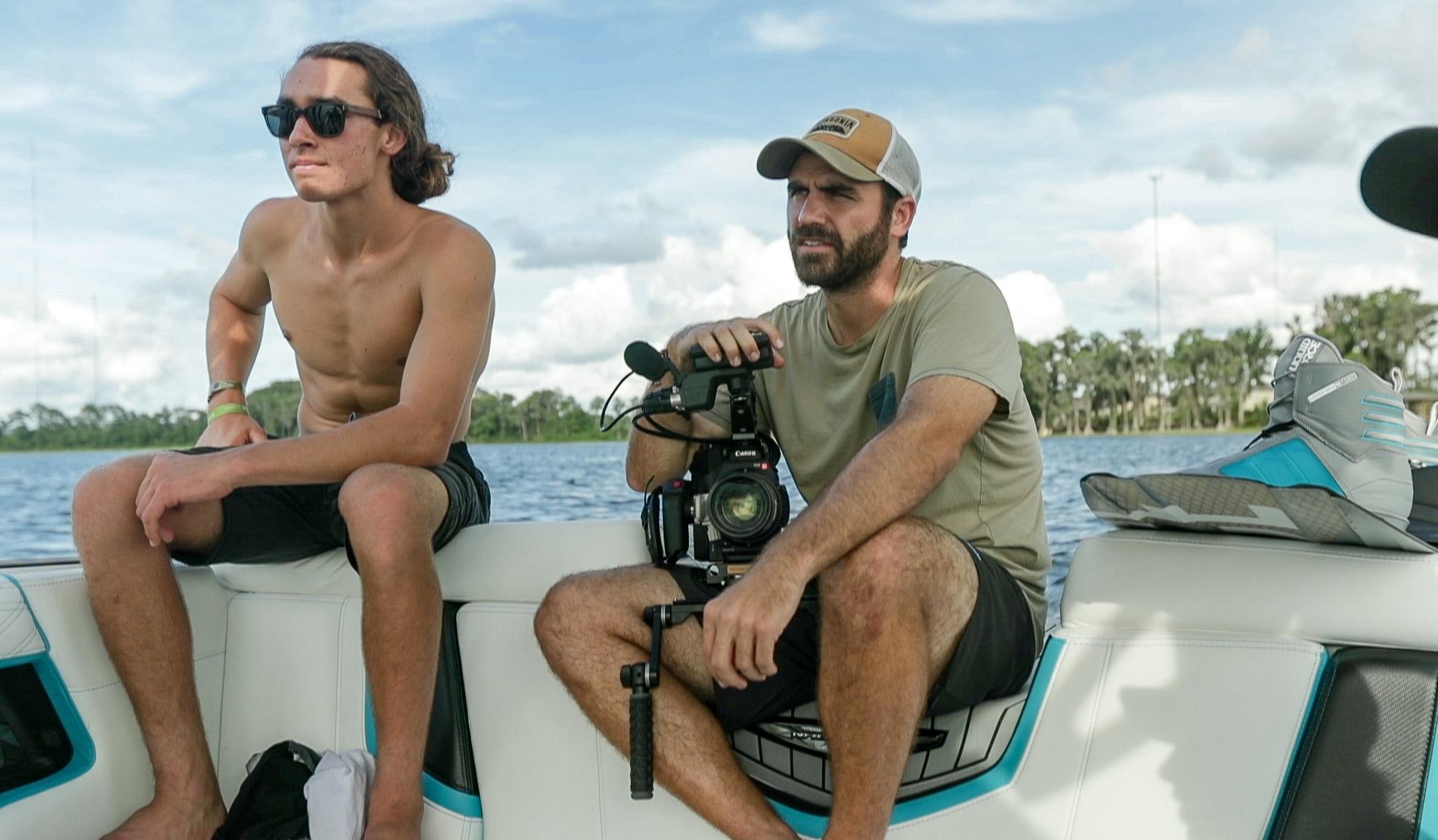 Oka's filmer: Zach Scheffer