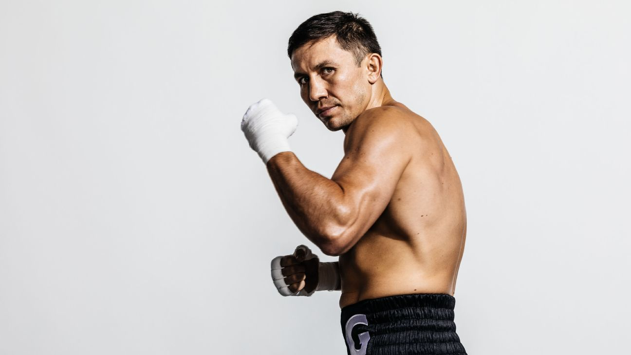 f380026e0f06 Gennady Golovkin has waited years for career-defining fight with Canelo  Alvarez