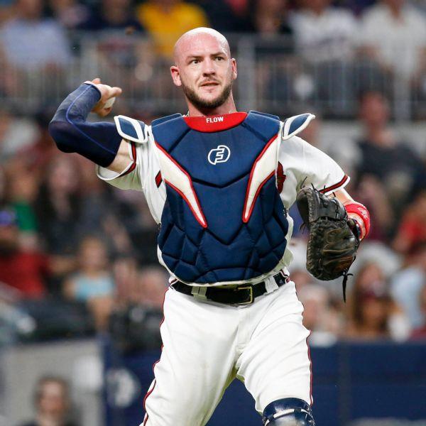 Tyler Flowers Stats, News, Pictures, Bio, Videos - Atlanta Braves - ESPN