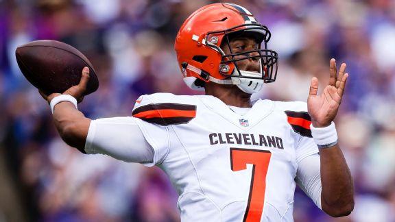 Ravens vs. Browns (DeShone Kizer)