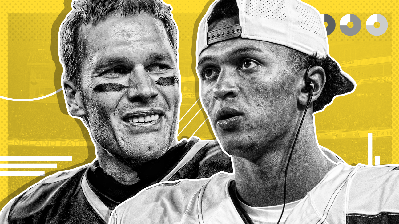 NFL's best and worst QBs of Week 2