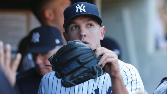 Chad Green -- New York Yankees