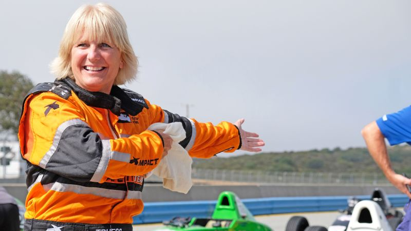 In addition to being one of the top-ranked female drivers in American rally racing, she is a pace car driver and an IndyCar safety team driver.