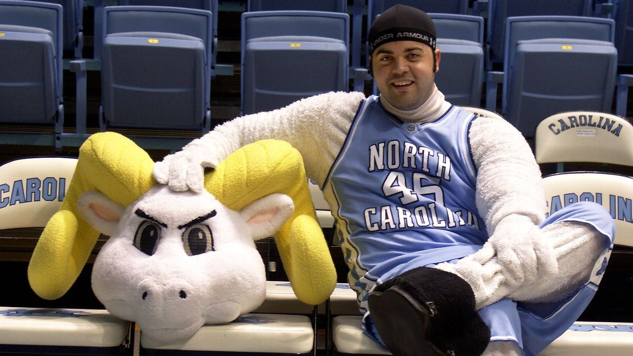 A decade after his death, Tar Heels mascot Jason Ray continues to inspire