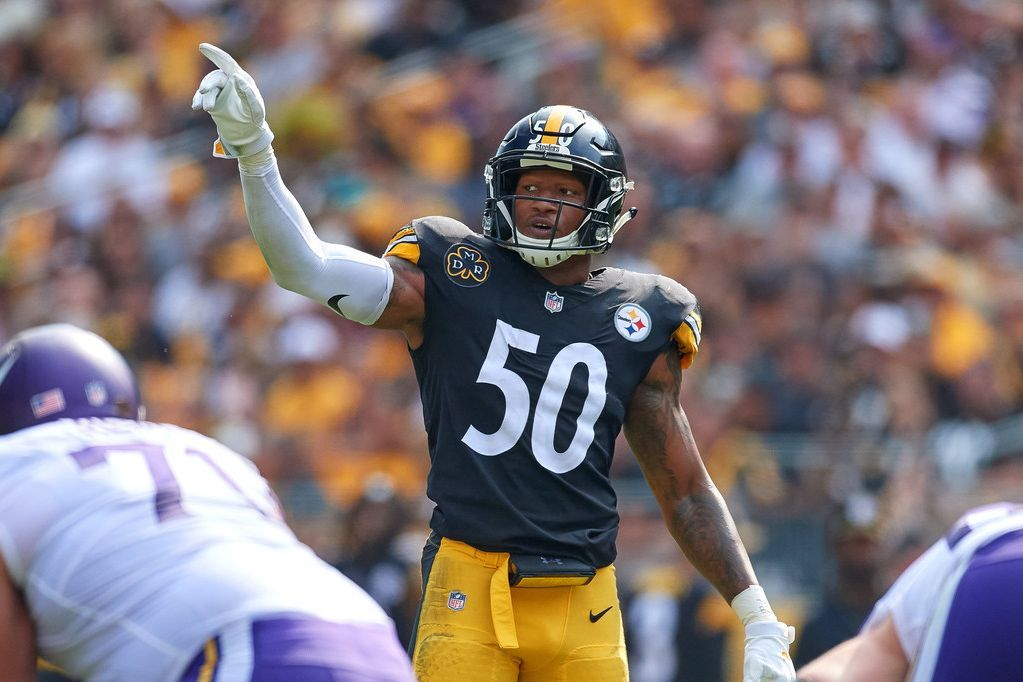 What Injury Does Ryan Shazier Have >> Ryan Shazier of Pittsburgh Steelers clarifies walking progress - ESPN