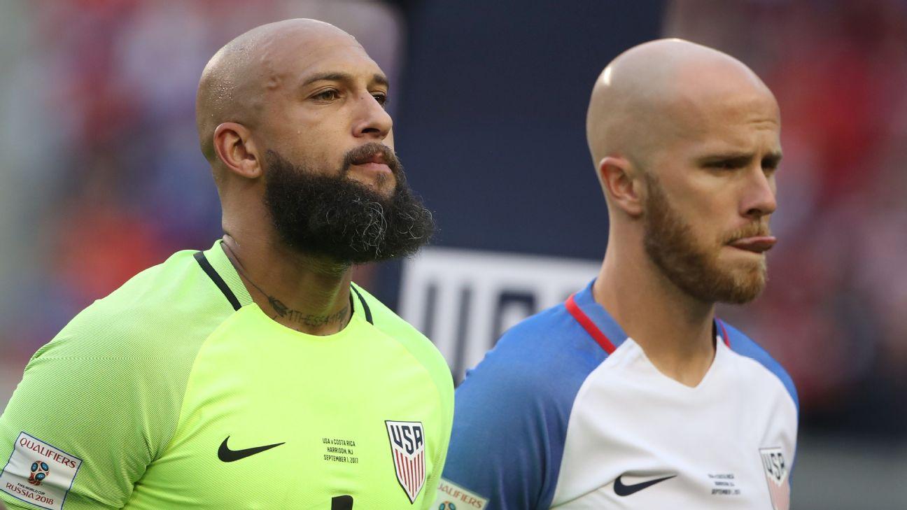 ESPNFC: Soccer U S  national team needs a full reboot if it is