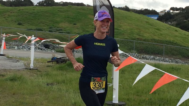 Julie Moss is planning to run the 2017 Ironman World Championships next week -- and aiming to beat the time that placed her second in 1982.
