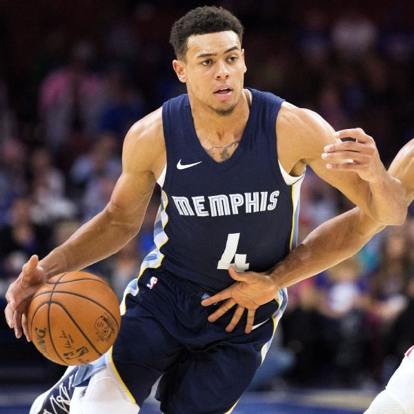Portland Trail Blazers Contracts: Wade Baldwin IV Stats, News, Videos, Highlights, Pictures