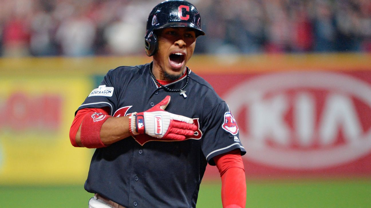 Francisco Lindor pega grand slam ante Yankees