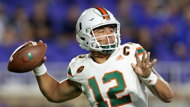 Follow live: Miami looks to stay unbeaten against Syracuse