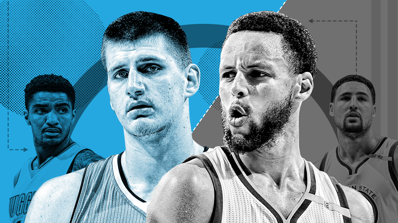 How the nuggets are copying the warriors championship model nba the strategy laid out by the warriors and since copied by the nuggets is to build mostly through the draft add role players with smart trades and nail one malvernweather Images