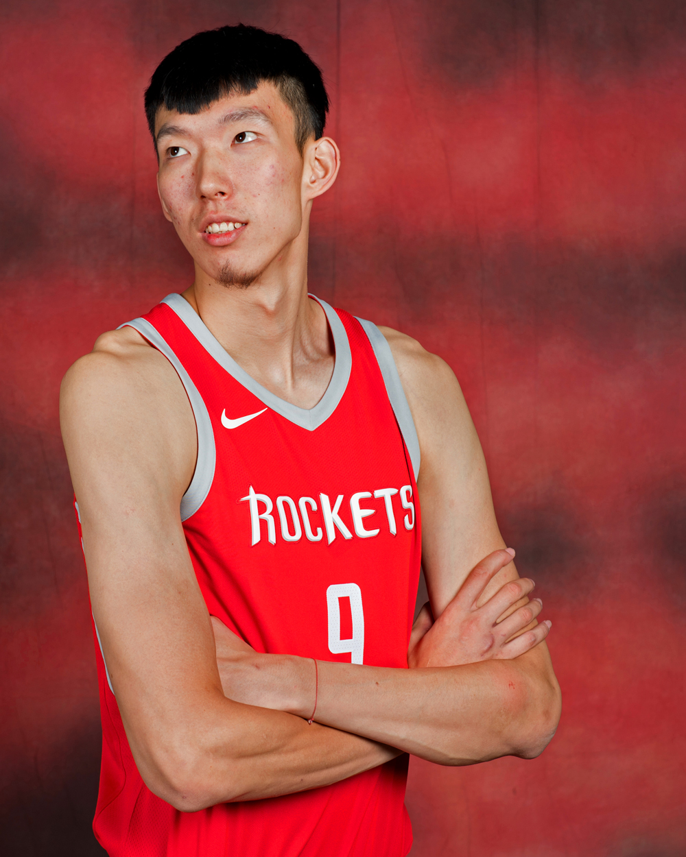 Rockets Zhou Qi Injury: NBA School Picture Day