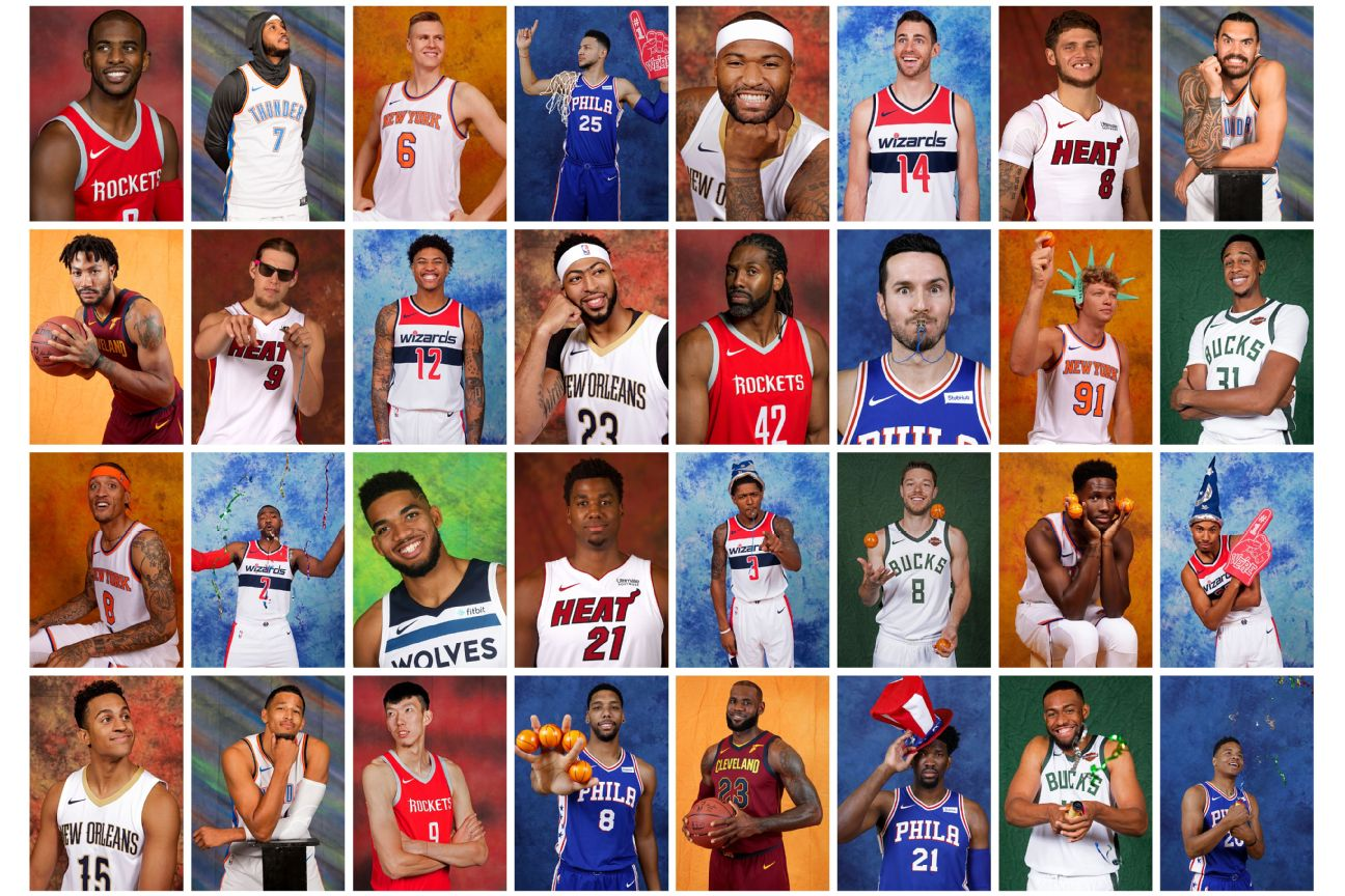 NBA Yearbook: Class of 2018 | TigerDroppings.com