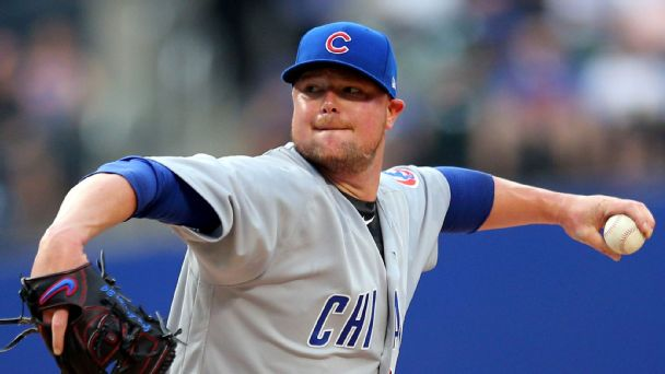 Your guide to Game 2 of the NLCS -- Cubs look to Lester to even series