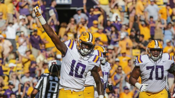 Les Miles returns and LSU finds magic in win over Auburn