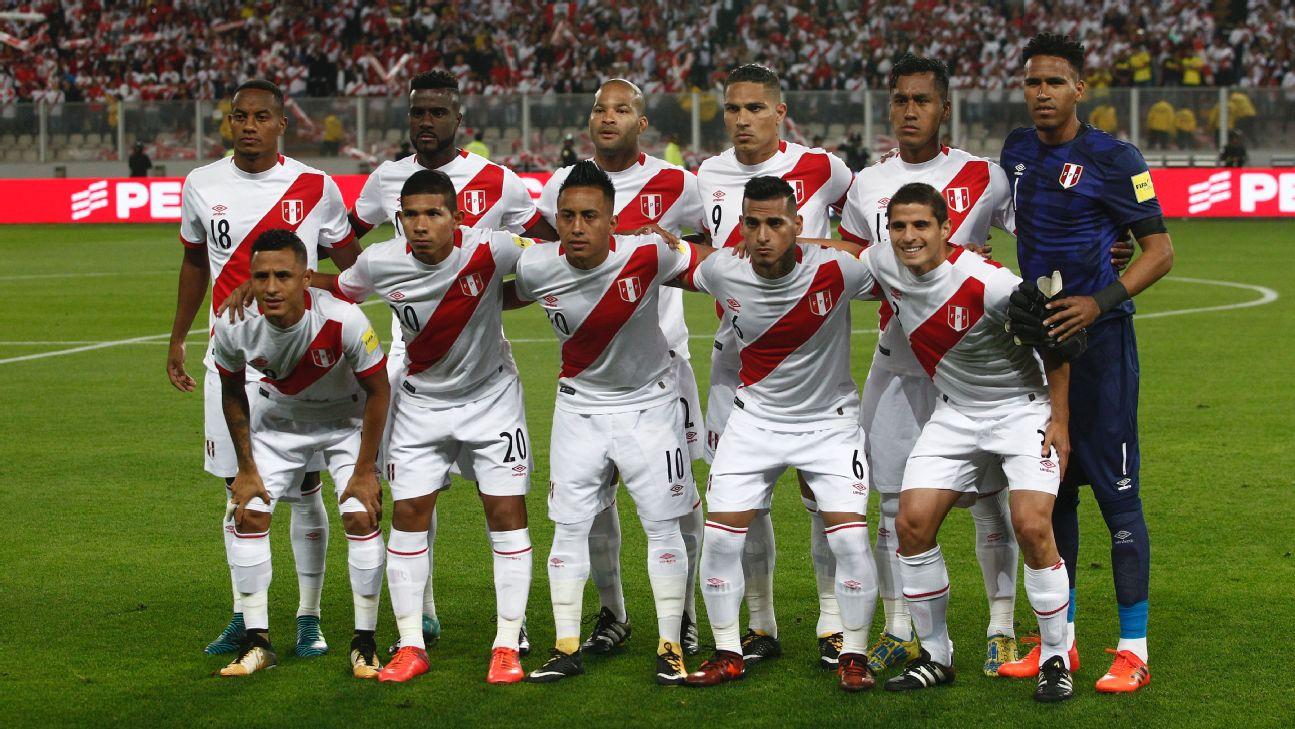 Getty Images Perú quiere hacer historia y volver a un Mundial bda8c5c69f56d