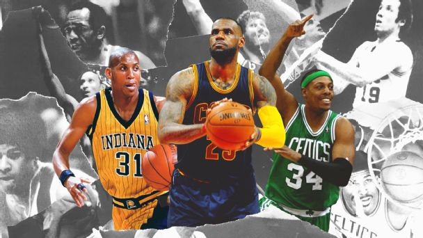 The NBA's 50 Greatest Players list: The remix