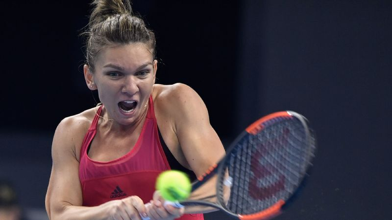 Simona Halep has a chance to end the year as the No. 1 player for the first time in her career.