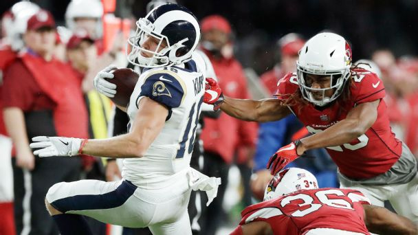Cardinals vs. Rams (Cooper Kupp )