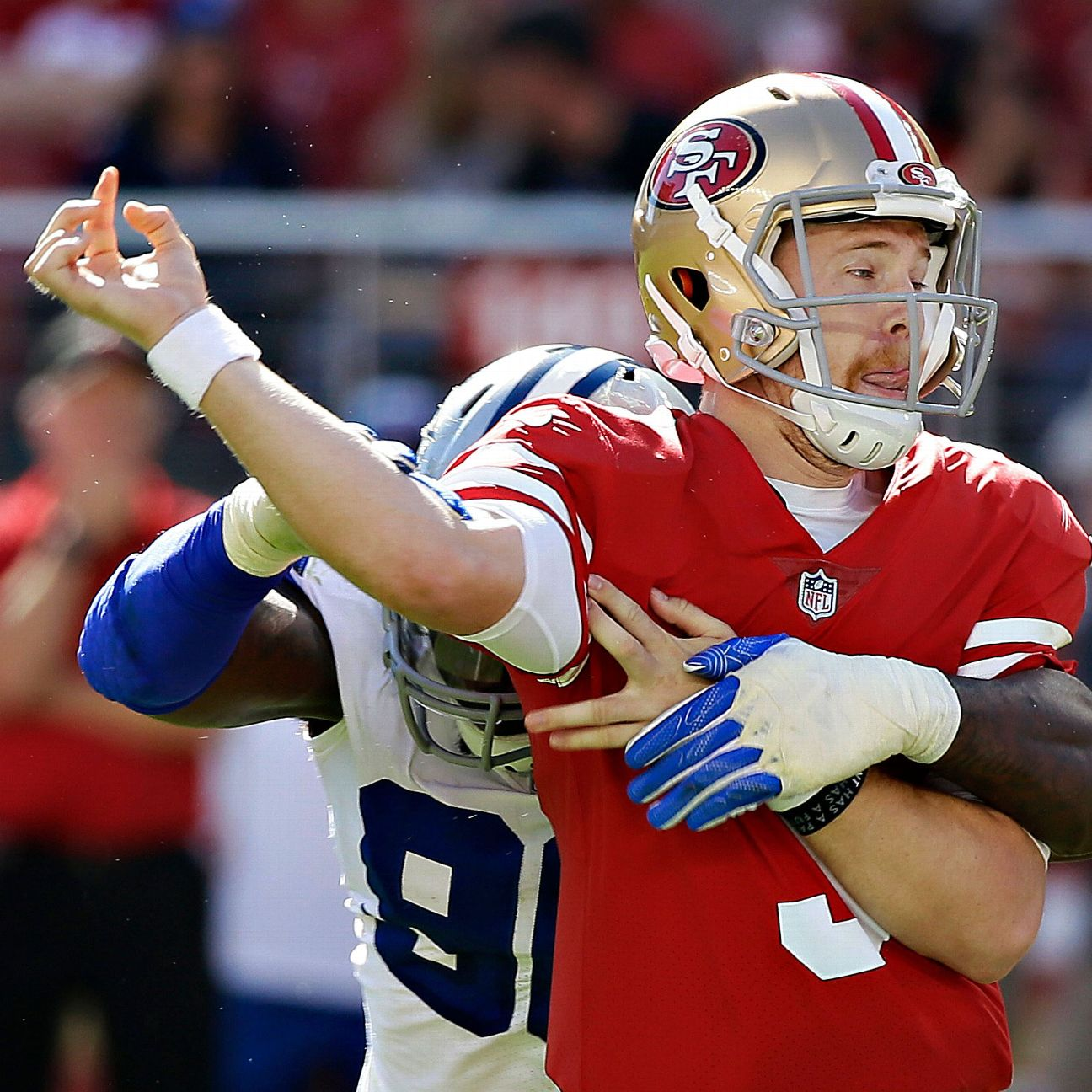 C.J. Beathard, 49ers Have Long Way To Go After Loss To