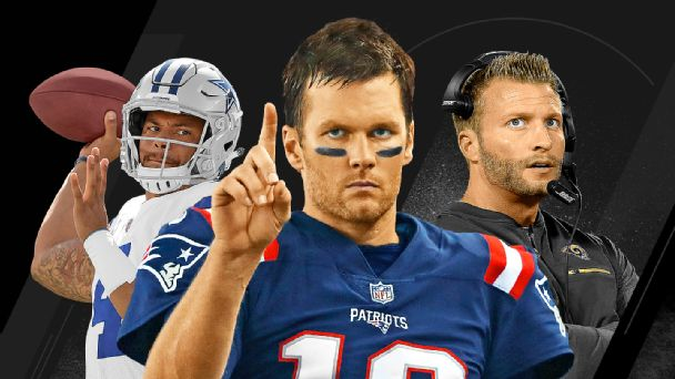 2018 NFL win-total predictions for every team