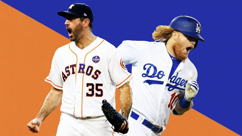 Who you got -- Astros or the Dodgers in the World Series?