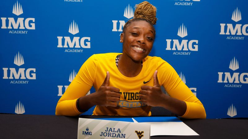 Jala Jordan, West Virginia