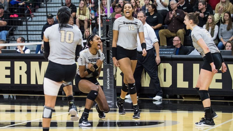 Purdue volleyball