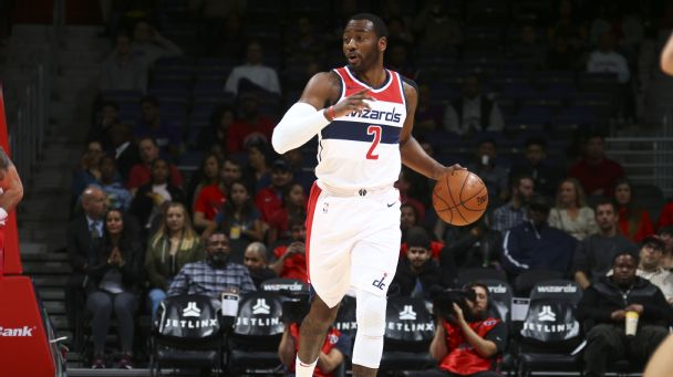 Follow live: Wall and the Wizards take on Detroit