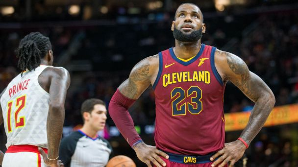 How real are the Cavs' issues, and will they last?
