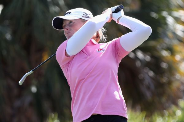 Ariya uses birdie to claim CME Group Tour title