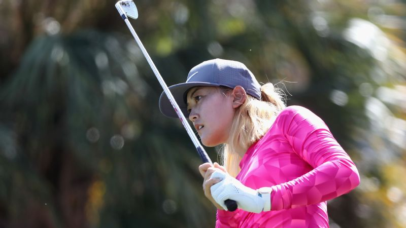 Ariya wins CME Group Tour C'ship