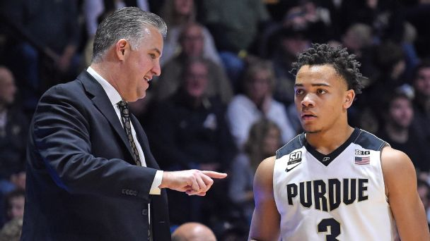 Matt Painter, Purdue Boilermakers