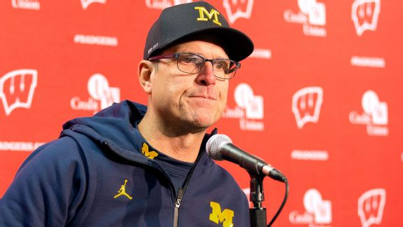 Remember Jim Harbaugh? The story behind the strange silence in Year 3 at Michigan