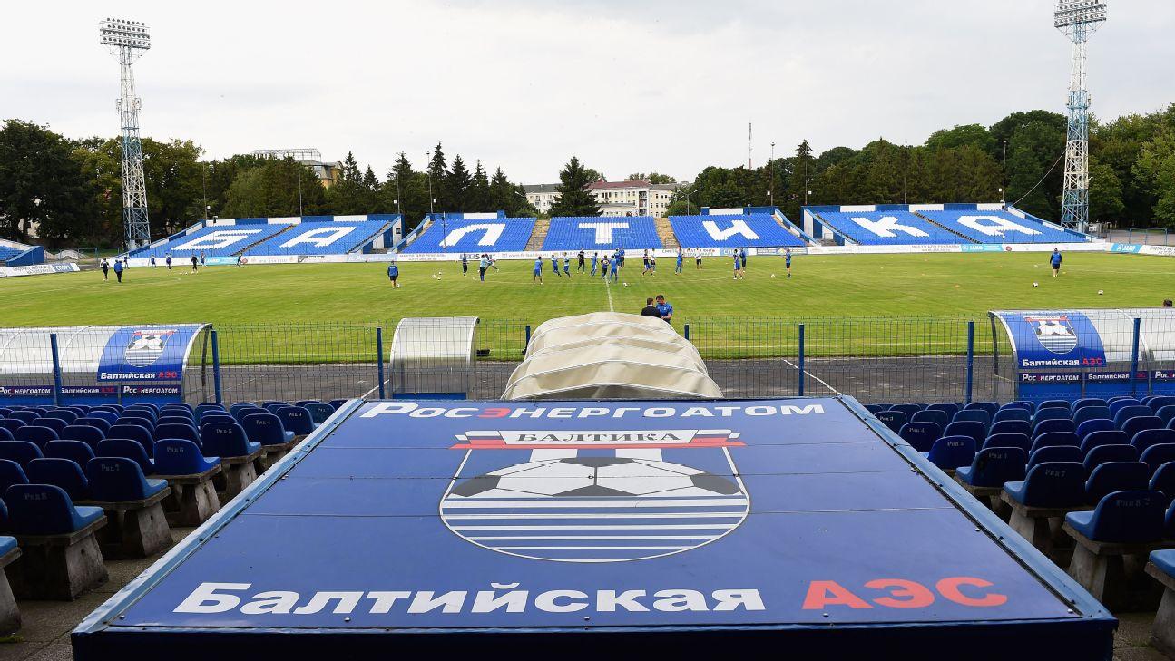 FC Baltika