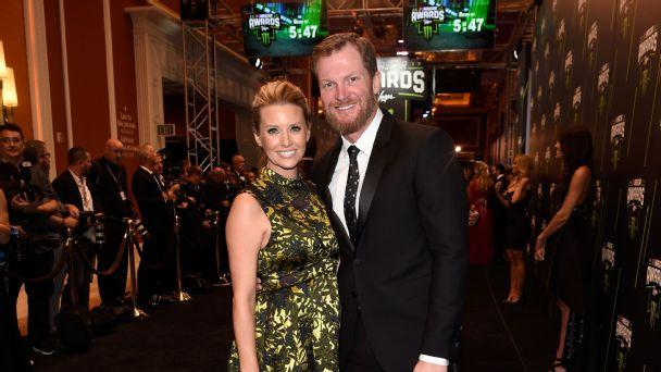 Dale Earnhardt Jr Wedding.Nascar Dale Earnhardt Jr Wife Amy Welcome Birth Of