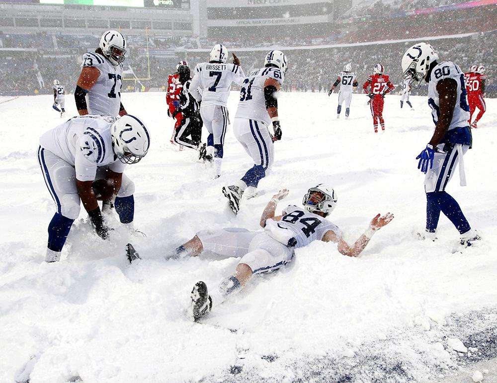 Snow Bowl 2017