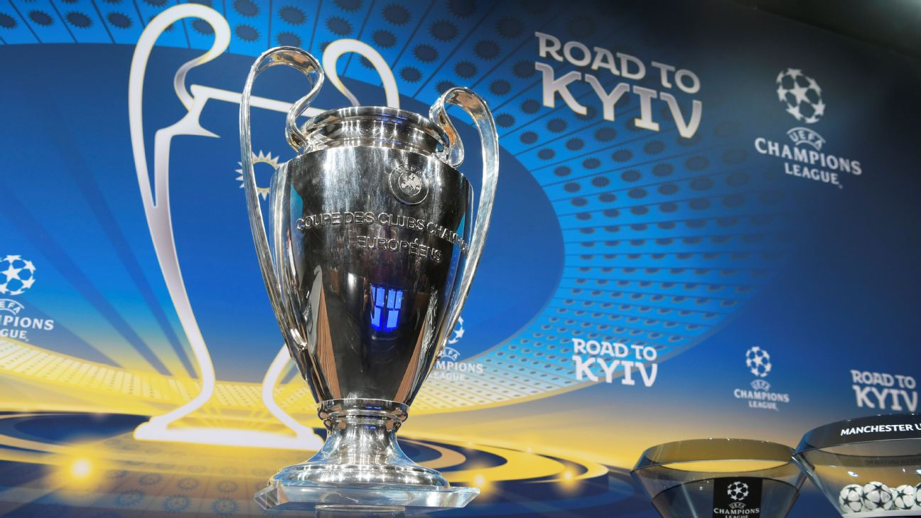 Uefa Champions League Europa League Draws As It Happened