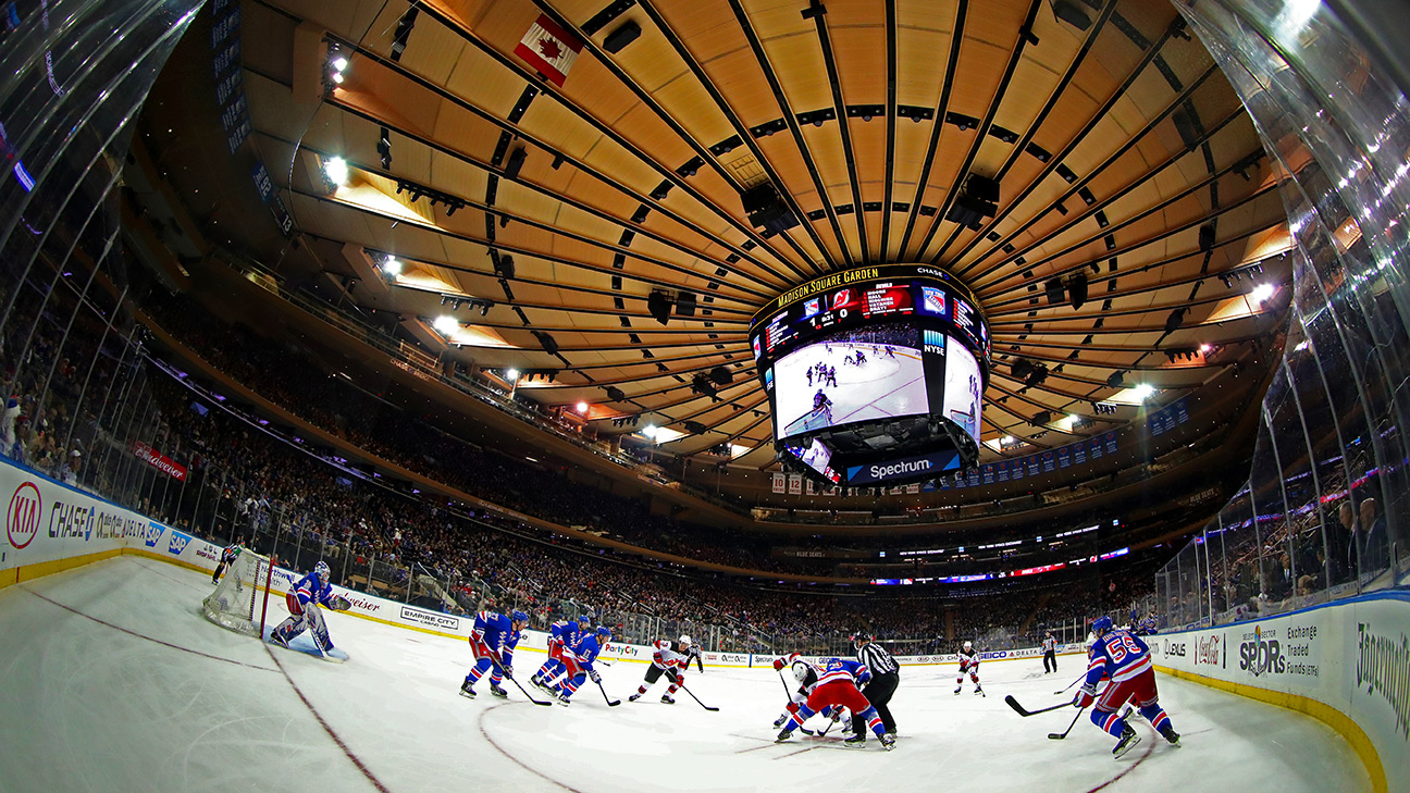 15 Hours At The Worldu0027s Most Famous Arena. Get An Inside Look At How Madison  Square Garden ...